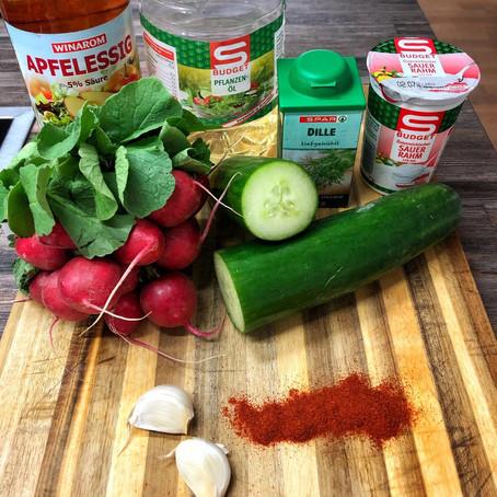 Donauschwäbische Rezepte Part. 4*: Salate