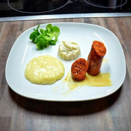 Donauschwäbische Rezepte Part. 1*: Paprikawurst