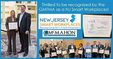 11.6.19 - GMTMA NJ Smart Workplace Award