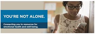 Cigna Emotional Health You're not alone.