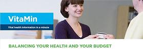 vitamin balancing your health and budget