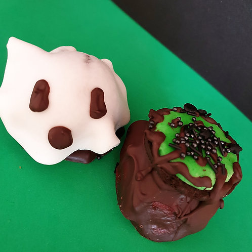 Not So Scary Cookie Dough Balls x2