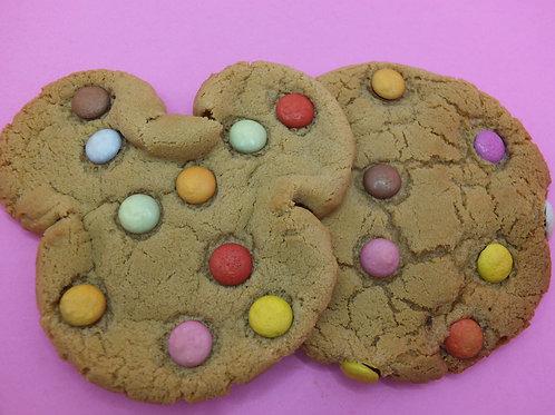 2X Smartie Cookies