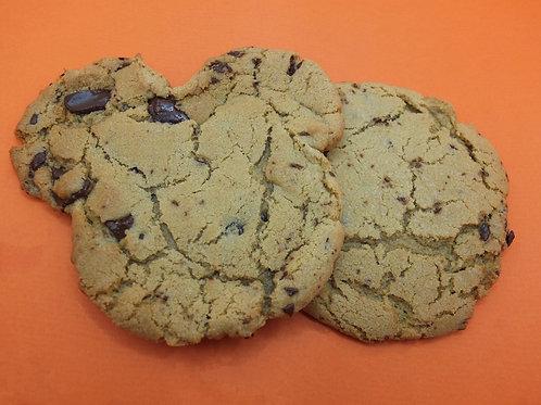 2X Chocolate Orange Cookies