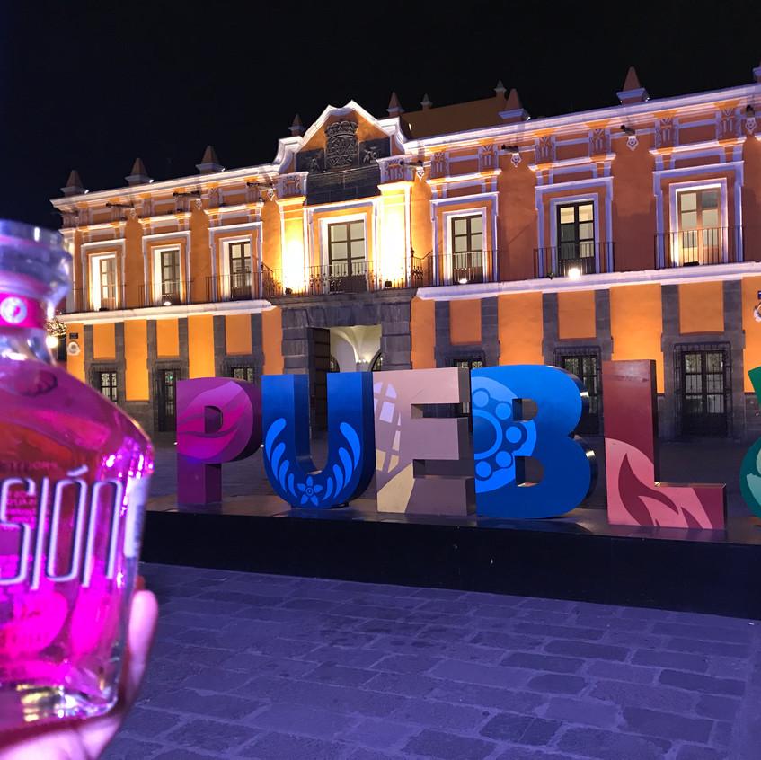 Teatro Principal de Puebla