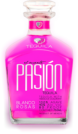 Tequila PasionBlanco Ross
