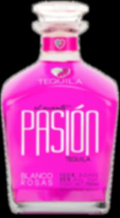 Tequila Pasión Blanco Rosas