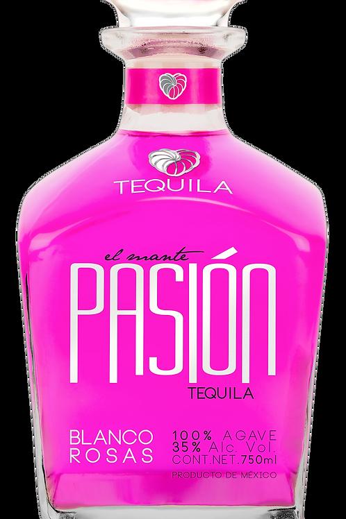 Tequila Pasión BLANCO ROSAS MX