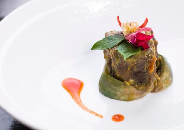 Steak Green Curry