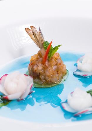 Spicy Shrimp in Fish Sauce