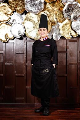 Chef Angel, Master of Dessert