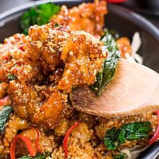 Crispy Garlic Chicken