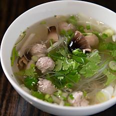 Glass Noodle Soup