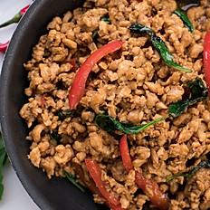 Spicy Thai Basil Stir-Fry (Kho Ka Prow)
