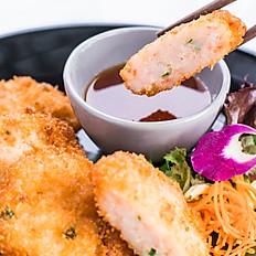 Thai Shrimp Cakes (Tod Mun)