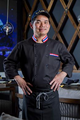 Chef Aod, Master of Royal Thai Cuisine