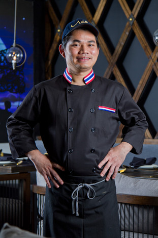 Chef Aod, Master of Royal Thai Cuisine