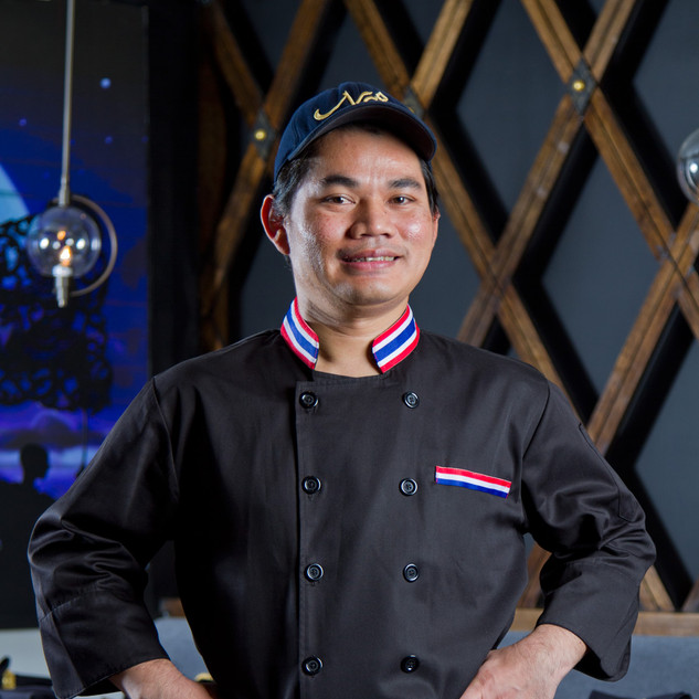 Chef Aod, Master of Thai Cuisine