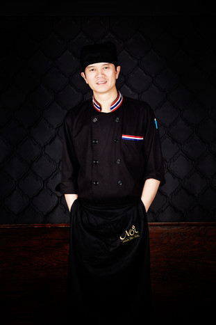 Chef Joi, Master of Royal thai Culinary Art