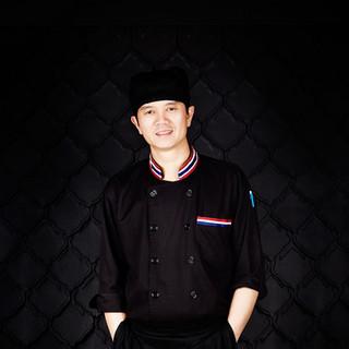 Chef Joi, Master of Royal thai Culinary Art