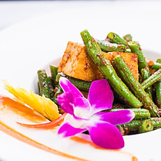 Spicy Green Bean (Pad Prik Khing)