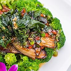 Siam Spicy Eggplant