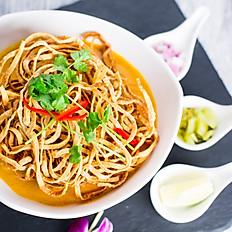 Coconut Curry Noodle Soup (Khao Soi)