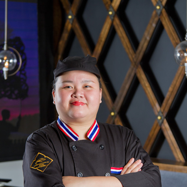 Chef Kwan, Master of Royal Thai Cuisine