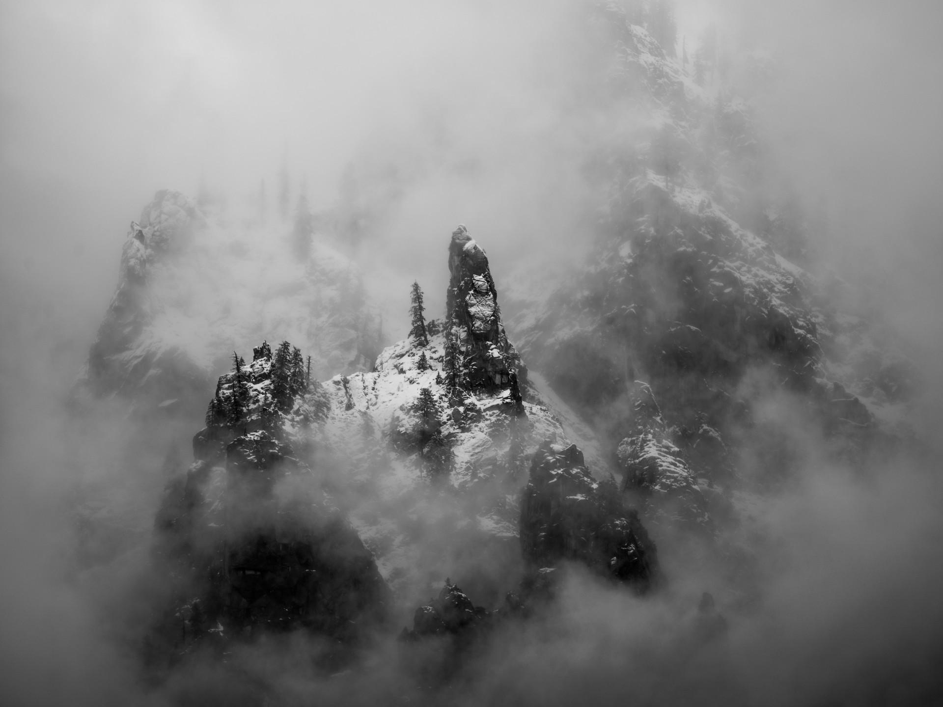 Yosemite national park 2018