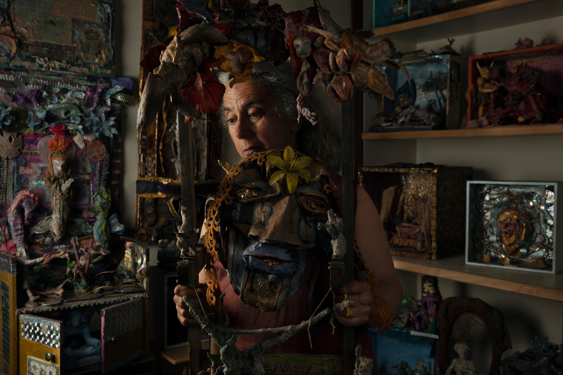 Francesca Borgatta/ Puppets maker