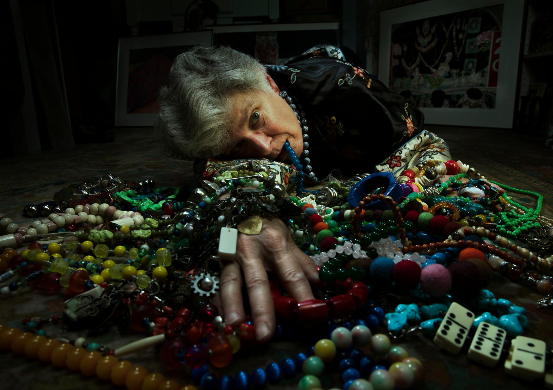 Maureen Langenbach/ Painter/ Collector