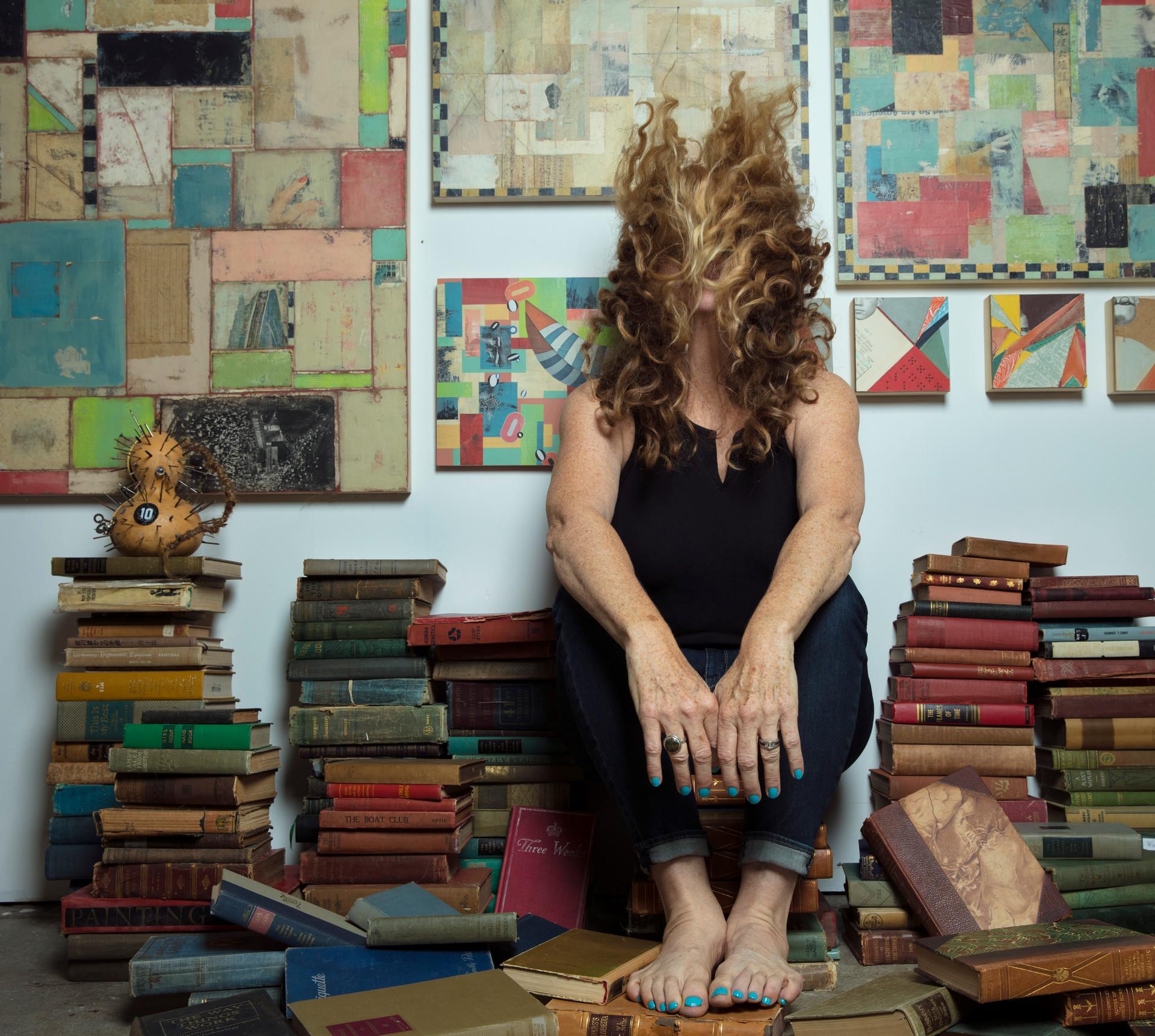 Julia Nelson-Gal/Mixed Media Artist