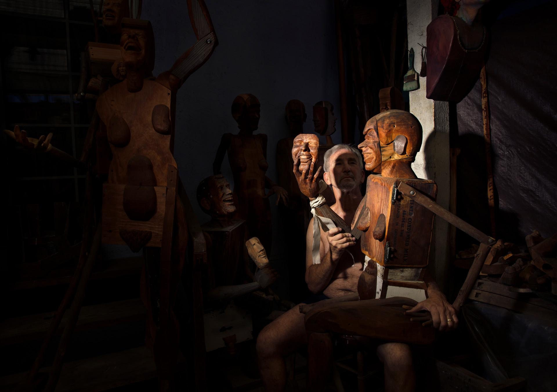 Peter Langenbach/Sculptor
