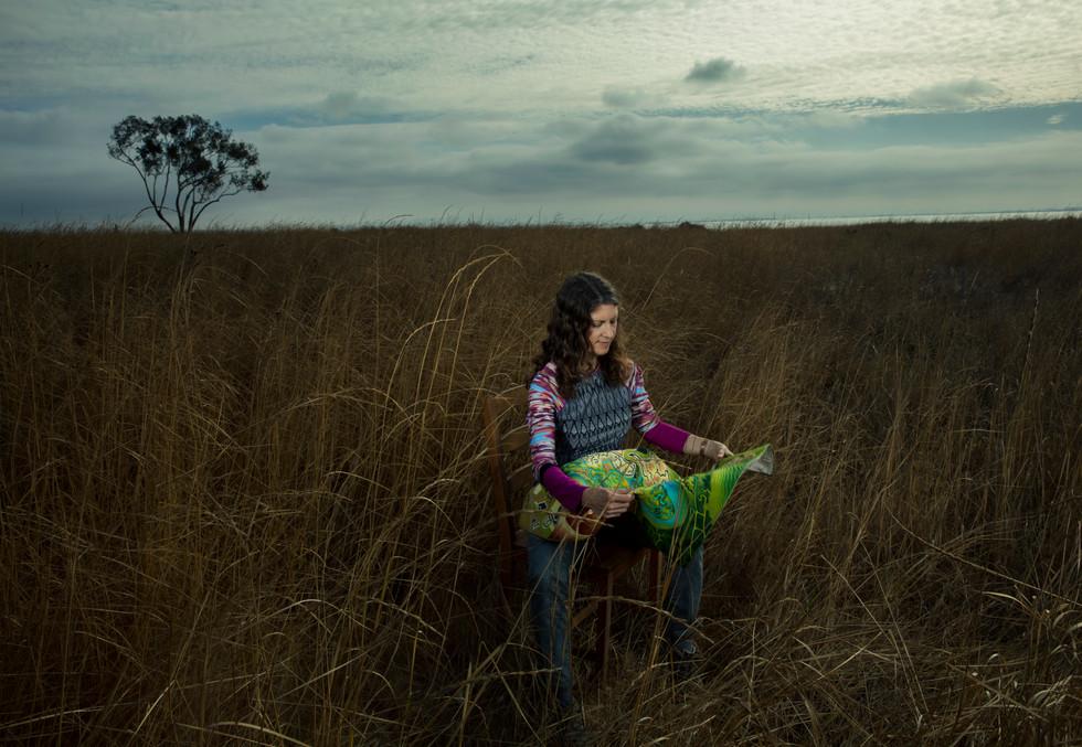 Linda Gass/ Enviormental artist