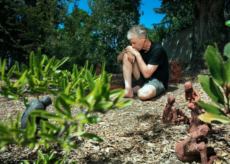 Eric SaintGeorge/sculptor