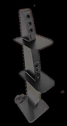 Super Start Torre (6 tomadas + 2 carregadores USB duplos)