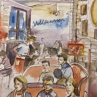 Cafe Vollpension