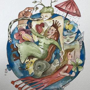 Choatic fairytale I.