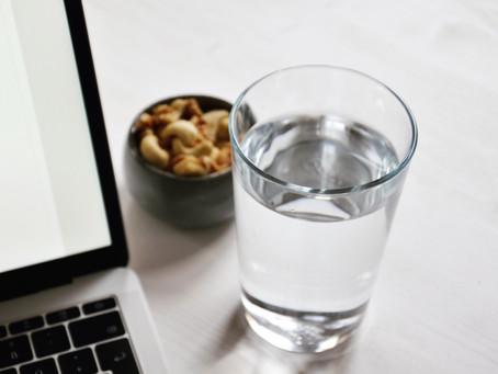 Stay hydrated  - Wasser als Lebenselixier