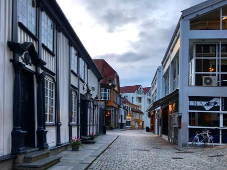 Verträumtes Stavanger