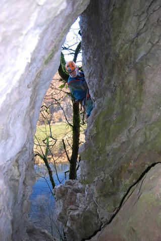 Grotte de Belle Vue (première)