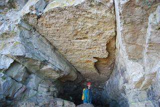 Grotte de la Corne et autres au Bois de Peu