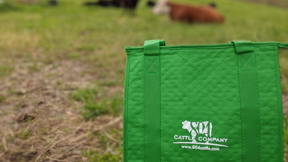 804 Cattle Insulated Bag