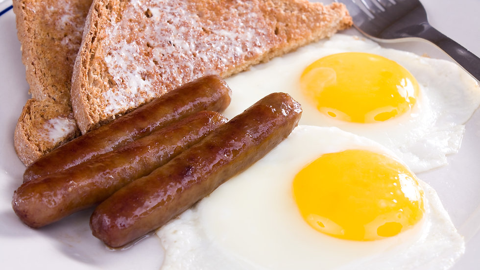 Original Breakfast Links
