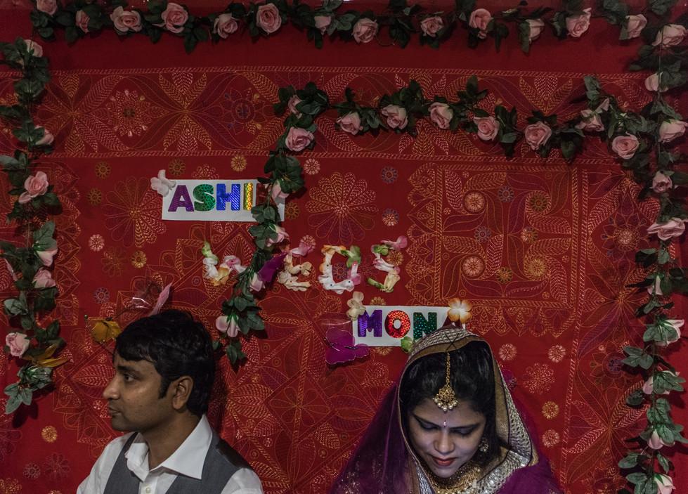Ashikur Rahman & Nilufar Islam Mona on t