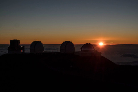 As of 2019, three of the thirteen telescopes on Mauna Kea are determined to be decommissioned before constructing the Thirty Meter Telescope.