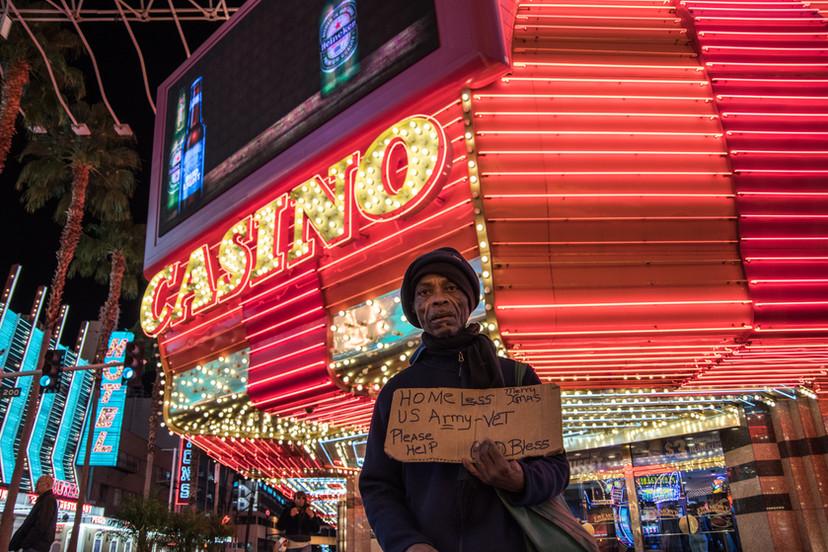 Las Vegas, Nevada - December 2016.