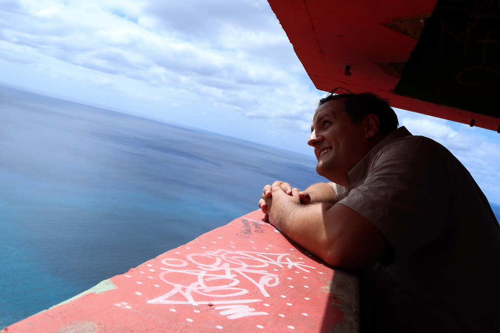 Stremel hopes to take his son on a cruise ride and visit Disneyland someday. As of now, they are disallowed to travel more than 50 miles from the island of O'ahu.