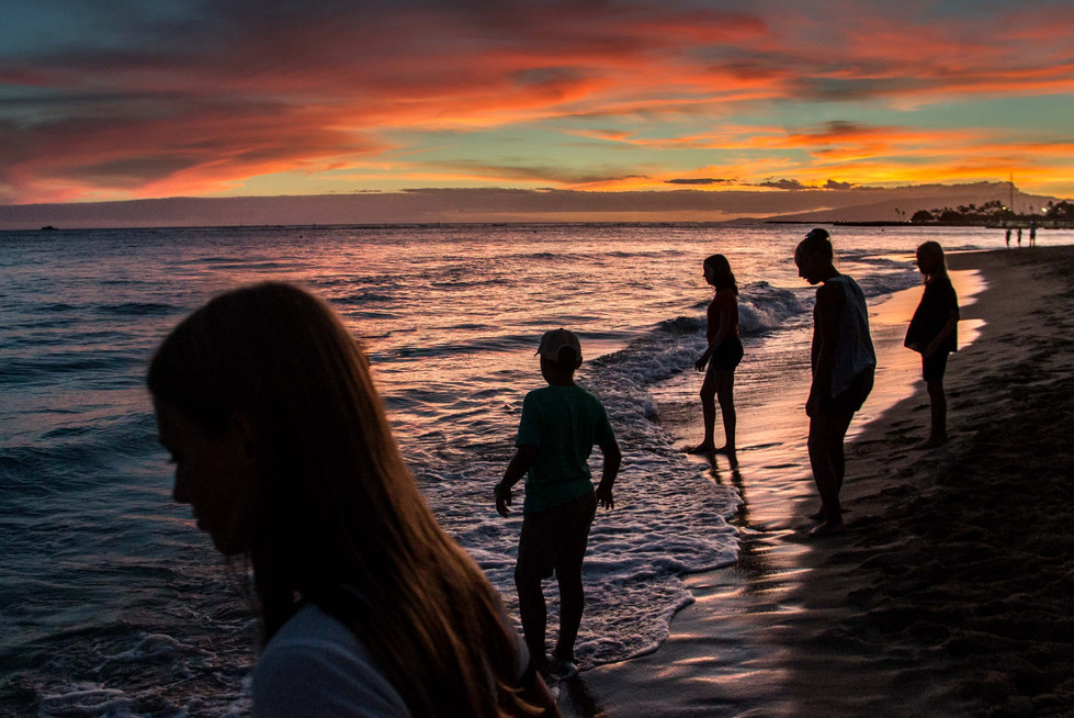 The Sunset Layers, Waikiki, Honolulu, HI