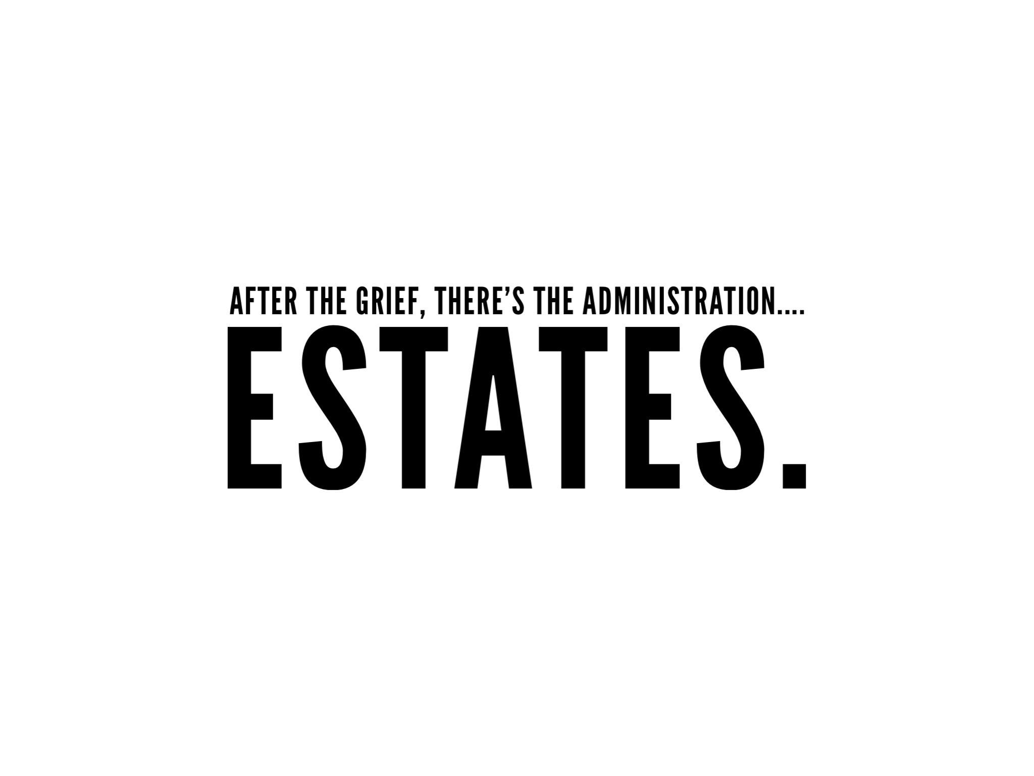 Consultation: Estates